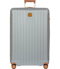 men's bric's capri 2.0 32-inch expandable rolling suitcase - grey
