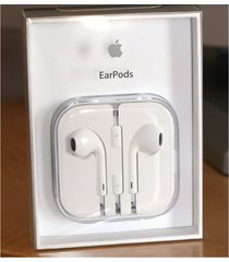 apple earpods audifonos 100% originales iphone 6 5 4