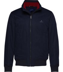 d1. the hampshire jacket dun jack blauw gant