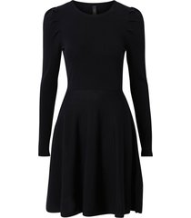 klänning yasbecco ls puff sleeve dress