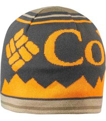 gorro columbia beanie heat shark