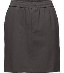 fiona skirt kort kjol grå filippa k