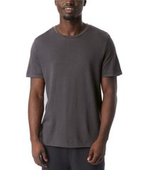 alternative apparel men's outsider heavy wash jersey t-shirt