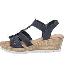 sandaletter julietta mörkblå