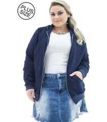 bcb747237 Jaquetas - Plus Size - Feminino - 14 produtos com até 50.0% OFF ...