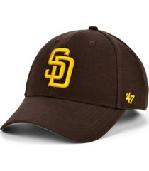 '47 brand san diego padres on-field replica mvp cap