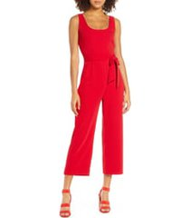 women's bb dakota crop jumpsuit