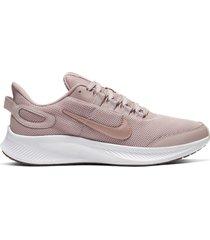 tenis correr nike mujer cd0224-200 rosa
