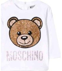 moschino teddy bear shirt
