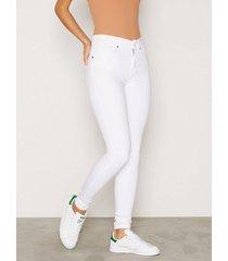 dr denim plenty denim leggings jeans white