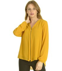 blusa giulia amarillo bous