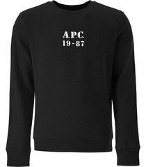 a.p.c. 19-87 sweatshirt