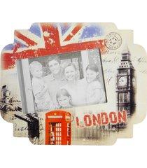 porta retrato  london 20x24 kasa ideia - bege - dafiti