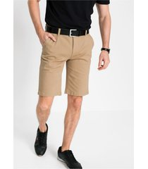 stretch bermuda slim fit
