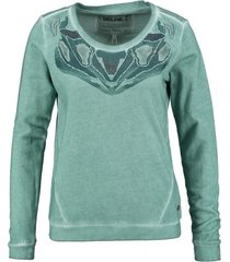 garcia groene sweater