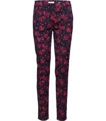 leisure trousers lon casual byxor röd gerry weber edition