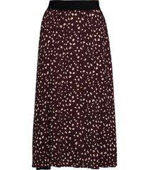 norasz skirt lång kjol röd saint tropez