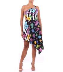 korte jurk versace jeans couture d2hvb496vdm911