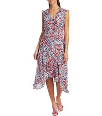 atlanta floral dress