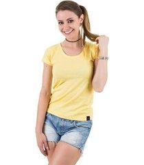camiseta básica feminina - feminino