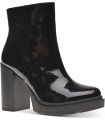 wild pair vanessa platform booties, created for macy's women's shoes