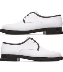 camper twins, scarpe formali donna, bianco , misura 42 (eu), k200899-003