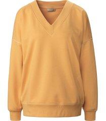 sweatshirt van margittes geel