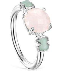 anillo mini color de plata 915435541