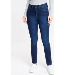 calça jeans feminina jegging - 36