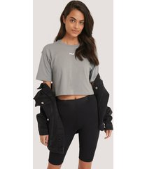 fila oversize t-shirt - grey