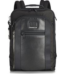 men's tumi alpha bravo - davis backpack - black