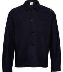 worker jacket 10816 overshirts light jackets blauw samsøe samsøe