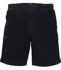 cord perley shorts chinos shorts svart mads nørgaard