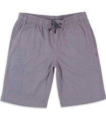 bermuda de passeio lk series shorts oakley masculino - masculino