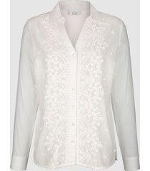blouse paola ecru