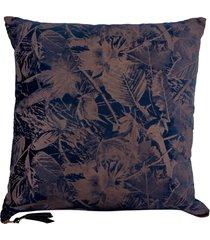 almofada decorativa de veludo erbe