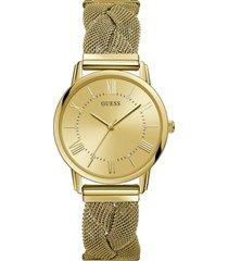 reloj guess maiden/w1143l2 - dorado
