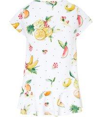 pyjama met print van eva b. bitzer multicolour