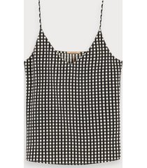 scotch & soda tanktop met v-hals