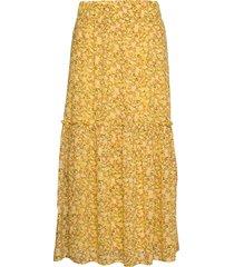 tami sk lång kjol gul part two