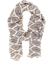 pashmina lechuza beige fight for your right