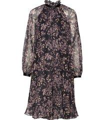 felice dress knälång klänning multi/mönstrad ida sjöstedt