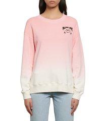 women's sandro ombre sweatshirt