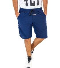 pantaloneta deportiva azul oscuro manpotsherd ref: milan