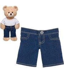 blue jeans build a bear