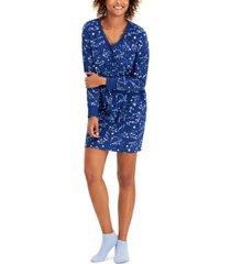 charter club sleepshirt & socks 2pc set, created for macy's