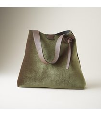 unforgettable velvet tote