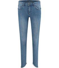 jeans ivy fringe
