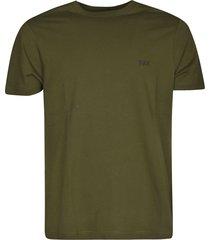 fay chest logo detail t-shirt