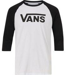 t-shirt vans classic raglan